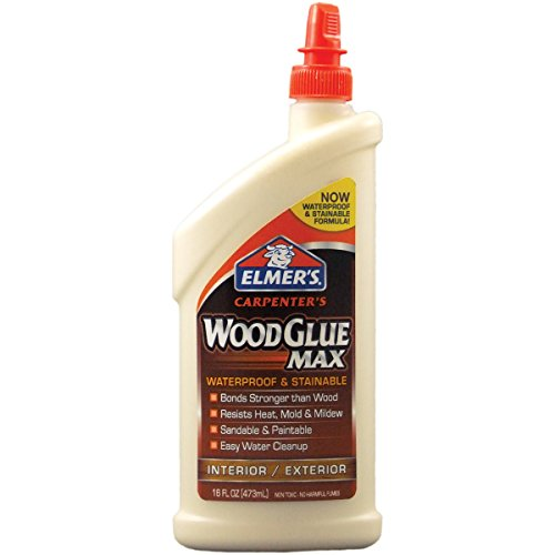 Elmer's E7310 Carpenter's Wood Glue Max,...