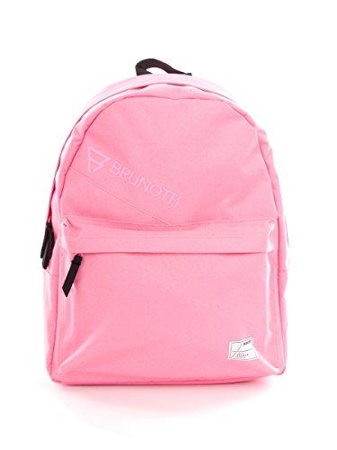 Brunotti Rucksack Backpack Wanderrucksack rosa Mister Stone 15Liter (one-Size)