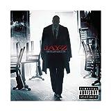 Jay-Z's Albumcover – American Gangster Leinwand-Poster,
