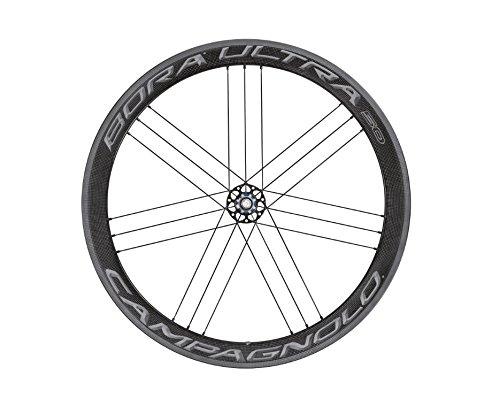Campagnolo WH15-BOTFRDK - Rueda de bicicleta Tubular Campa, color negro