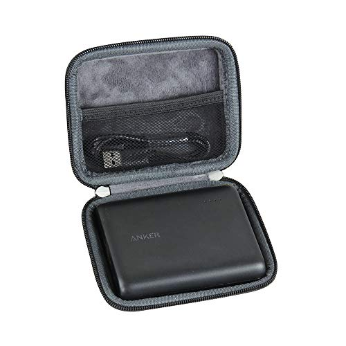 Hermitshell Hard EVA Travel Case Fits Anker PowerCore 13000 Portable...