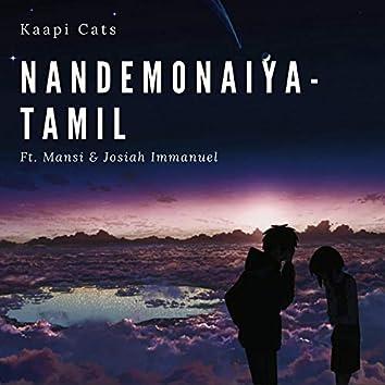 Nandemonaiya Duet (Tamil) [feat. Josiah Immanuel & Mansi]