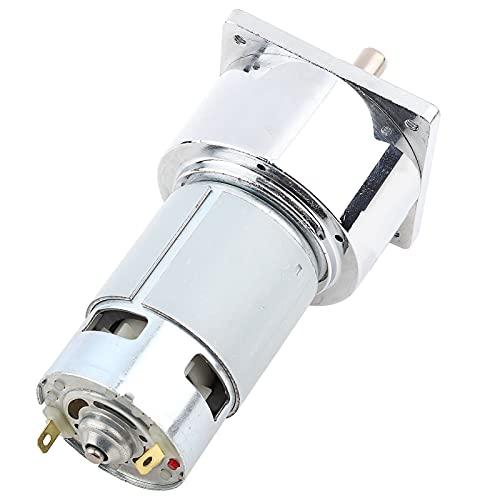 Micro motor, caja de cambios reductora de velocidad CW/CCW Motor de CC Múltiples modelos para electrónica automotriz para persianas enrollables eléctricas(12v15 turno)