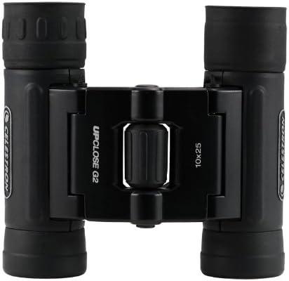 new arrival Celestron 71233 Up-Close G2 wholesale 10x25 Roof outlet online sale Binoculars online sale