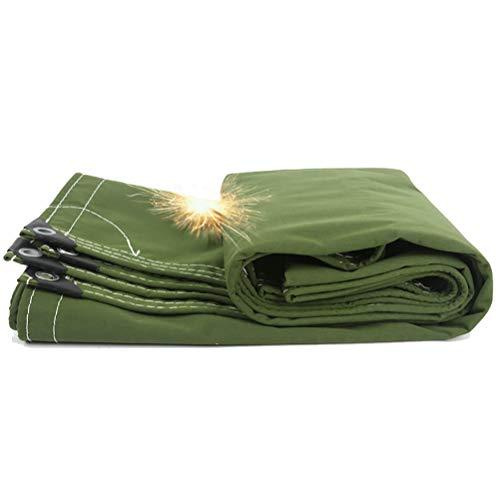 YPOD Verschleißfeste Planen, Hochleistungsplanen Für Brennholz, Camping, Jagd, Schutz Der Ausrüstung Im Freien(Size:6 × 6 ')