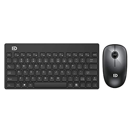 Pkfinrd Drahtlose Tastatur und Maus Set...