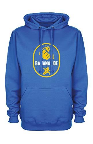 Banana Joe Original Hoody Kapuzen-Sweatshirt No1 Royalblau XL