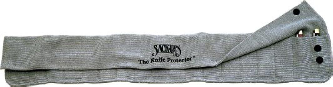 Sack-Ups Grey Knife Protector 18 Holds 18-3
