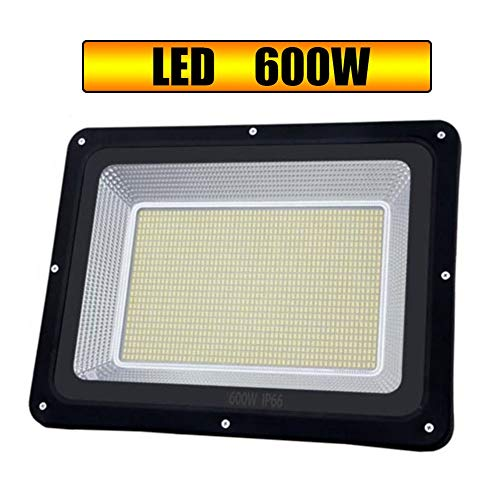 cyg Outdoor Outdoor Security Lights, Super Bright Waterproof Glare Engineering Construction Warehouse Playground Backyard Garden Floodlight Super bright (Size : 500W)