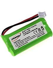 Batería de alta calidad para Siemens Gigaset A26 AS 15 AS140, A120, A140, A150, A160, A165, A240, A245, A260, A265, T-Com Sinus 100, v30145-k13 10 x 3 59 / v30145-k1310-x383 / Voltaje: 2,4 V / NiMH.
