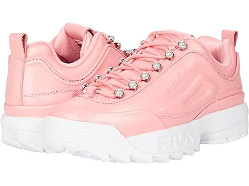 Fila Disruptor Zero Pearl Dynasty Pink/Dynasty Pink/White 7 B (M)