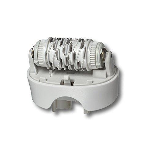 Braun 67030946 Silk Epil 7 Standard Epilator Head for 7181, 7681, 7281, 7481, 7771, 7871, 7791 (Visual Packaging) by Braun