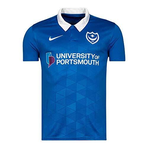 Nike 2020-2021 Portsmouth Home Maglia da calcio