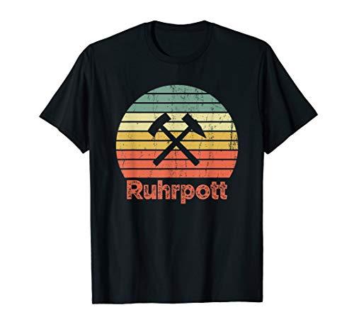 Ruhrpott - vintage retro look T-Shirt