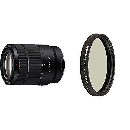Sony 18-135mm F3.5-5.6 OSS APS-C E-mount Zoom Lens...