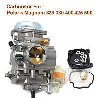 ヘビーデューティキャブレターキャブレター修理交換キットフィット感のためのポラリスマグナム325 330 400 425 500自動車エンジンアクセサリー
