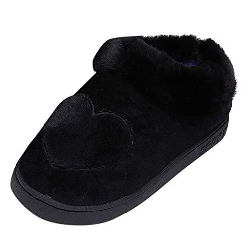 Luckycat Zapatillas De Casa Mujer Pantuflas De Lujo Casa para Mujer Zapatillas...