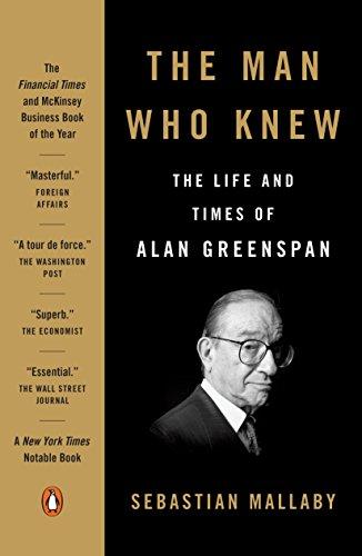 The Man Who Knew: The Life and Times of Alan Greenspan (English Edition)
