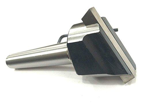 Cortadora de moscas MT2 (3/8' British Whitworth) para torno y fresado con broca HSS