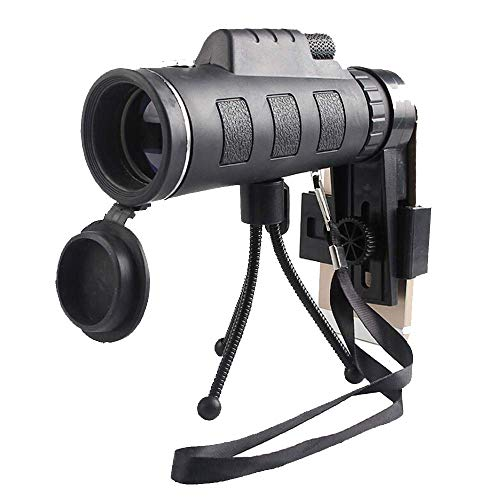 Telescopio Monocular Ultra High Power 40X60 Portable HD Night Vision Waterproof Monocular