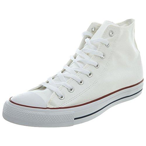 Converse Chuck Taylor All Star Hi Top, Zapatillas Unisex Adulto, Blanco (Optical), 50 EU