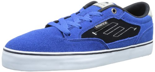 Emerica The Jinx 2 6101000095, Herren Sneaker, Blau (Blue/White 640), EU 40