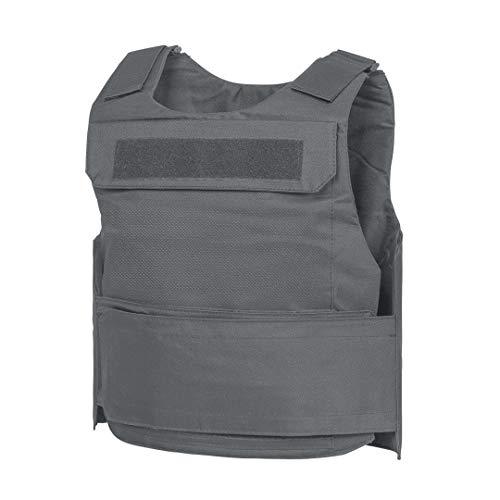 "WarTechGears Discreet Vest MED-2XL 11""X14"" Fully Adjustable Law Enforcement (Green)"