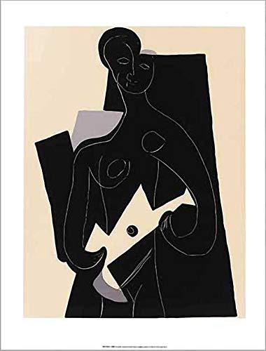 Kunstdruck/Poster: Pablo Picasso Femme a la Guitare 1924