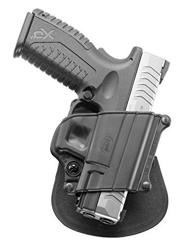 Fobus Concealed Carry Variable Belt Mini for Springfield XD XDM/HS 2000 / Taurus PT609, Titanum, PT 24/7 9 & 40mm.