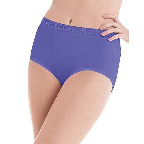 Hanes Women's Cotton Brief Panty (Pack of 6)