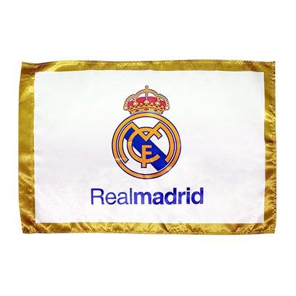 profesional ranking Bandera Oficial Real Madrid Blanca Modelo 150X100CM elección