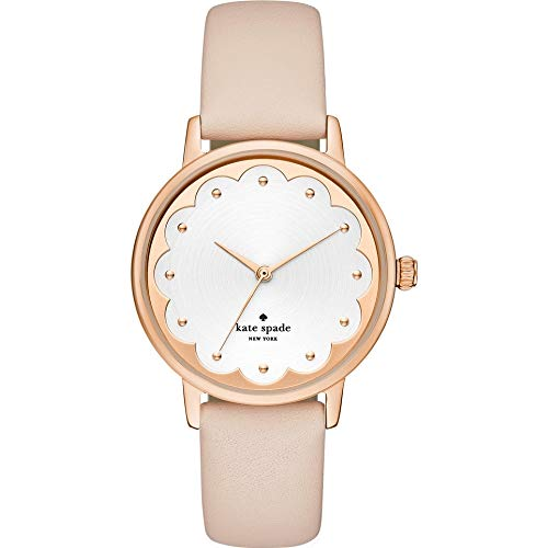 Kate Spade Women's Three-Hand Rose Gold-Tone Stainless Steel Watch KSW1472