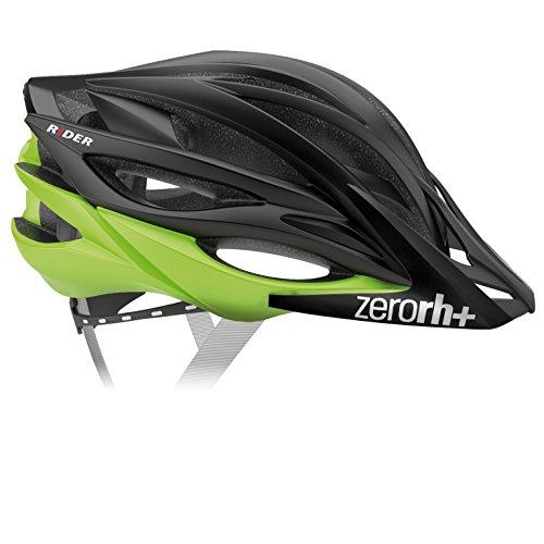 zero rh+ Radhelm Rider - Casco de ciclismo multiuso, Unisex Adulto, color...