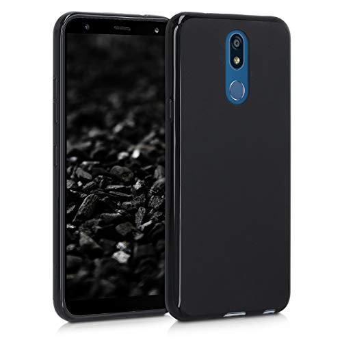 kwmobile Hülle kompatibel mit LG K40 - Hülle Handyhülle - Handy Hülle in Schwarz matt