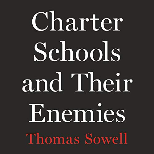 Charter Schools and Their Enemies cover art