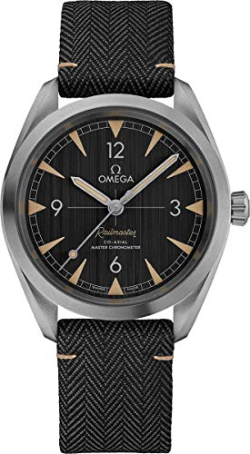 Omega Seamaster Railmaster Omega Co-Axial Master Chronometer 40 mm 220.12.40.20.01.001