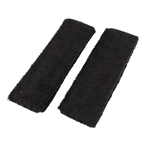 sourcingmap Tissu-éponge de Sport élastique pour Femme Bandeau Headband Lot de 6 cm de Large