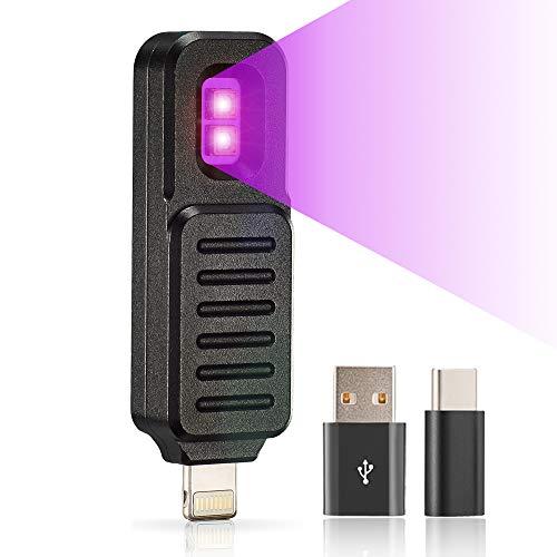 Lámpara de Desinfección UV, GreenSun Upgrade Luz rayos uva para desinfectar, Luz para desinfectar, Lámpara ultravioleta