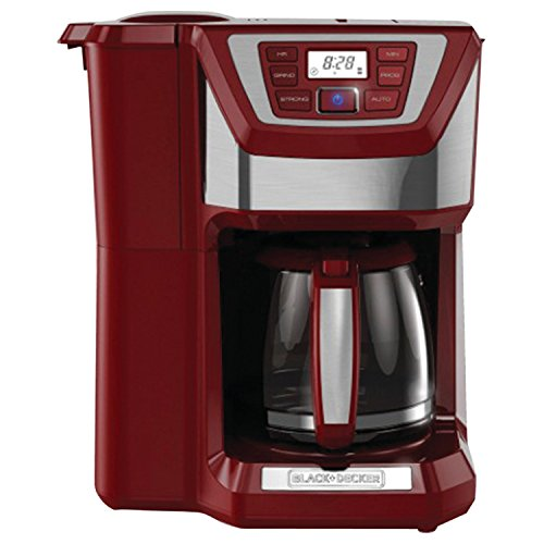 BLACK+DECKER CM5000R Coffee Maker