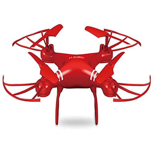 PAKUES-QO Mini Dron, Avión con Tracción En Las Cuatro Ruedas, Juguete De Control Remoto con Retención De Altura, Modo Sin Cabeza, Ajuste De Velocidad De Inicio con Una Tecla