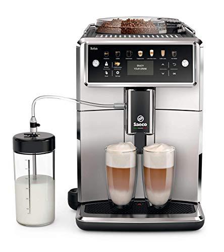 ▷ Las Cinco Mejores CAFETERAS SAECO XELSIS de 2020 Cafetera