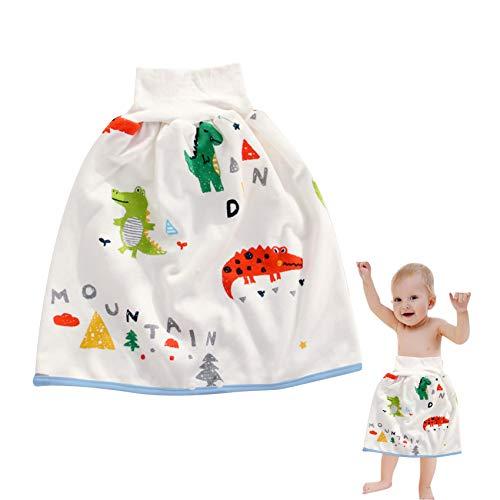 Baby Windelrock,2 in 1 Trainingsrock für Baby,Wasserdichte und Saugfähige Shorts,Baby Windelrock Shorts,Windelrock Jungen,Windelrock Mädchen,Kinder Windel Rock,Windelhose mit Hoher Taille