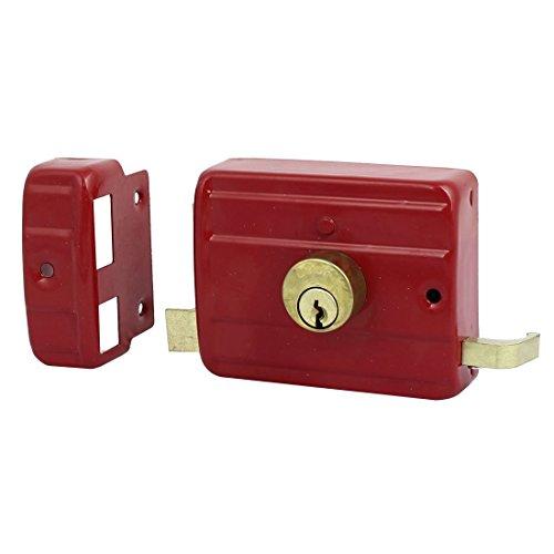 YeVhear Home - Juego de cerradura para puerta de seguridad (doble pernos, cilindro)