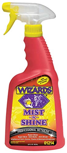WIZARDS - Mist-N-Shine Professional Detailer, High-Gloss Car...