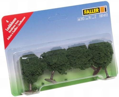 Faller 181412 4 Park Trees by Faller