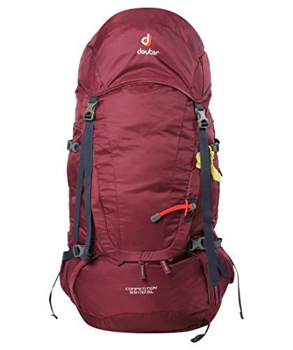 DEUTER Damen Trekkingrucksack Competition 55 + 10 SL Beere (318) 000