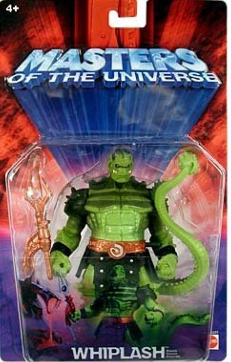 Masters of the Universe   Whiplash (Chase Variant) Action Figure by Toy Rocket