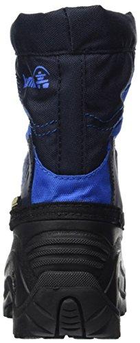 Kamik Unisex-Kinder Snowtraxg Schneestiefel, Blau - 6