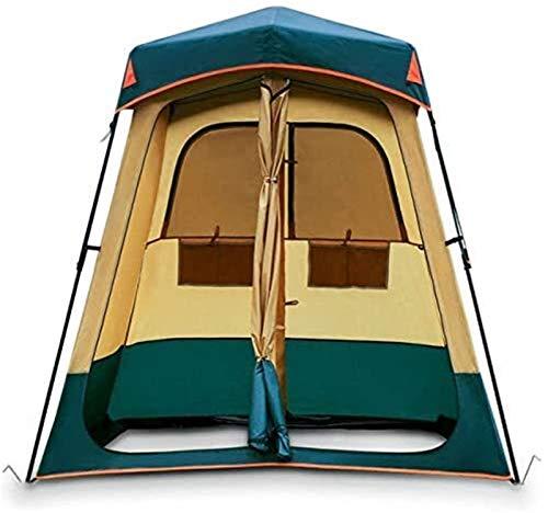 Tienda de ducha plegable portátil Super Locker Pop-Up Locker Portátil Portátil Portátil Portátil Ducha al aire libre Protección de Privacidad Tiendas de Privacidad para Camping Playa Picnic Picnic