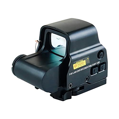 Mirino olografico EXPS3 Mirino olografico per arma Reticolo a due punti 68 impostazioni MOA per diverse luminosità Cannocchiale olografico